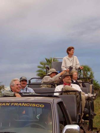 On the Pantanal